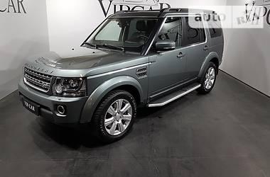 Land Rover Discovery 2015 в Киеве