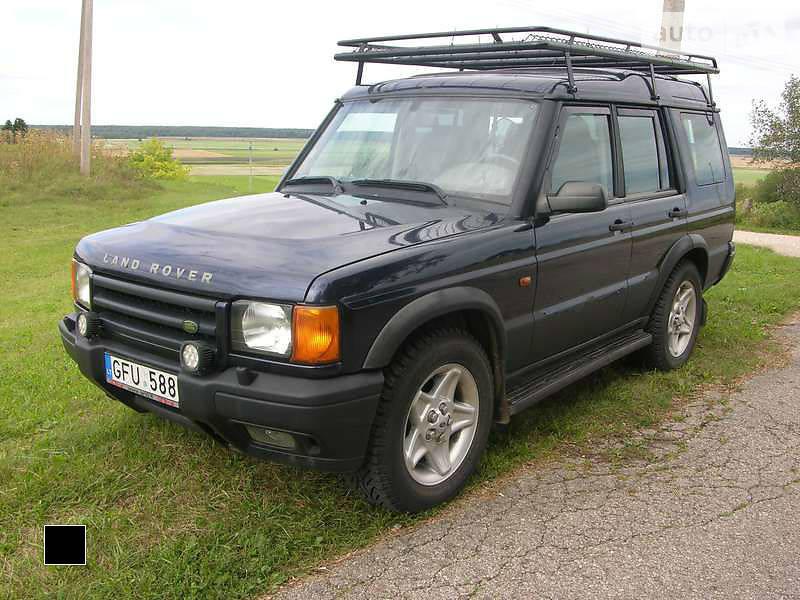 Land Rover Discovery 1999 в Черкассах
