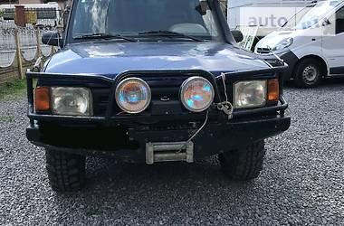 Land Rover Discovery 1996 в Ужгороде