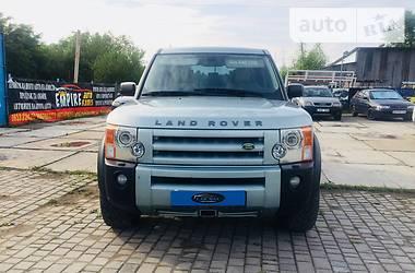 Land Rover Discovery 2007 в Львове