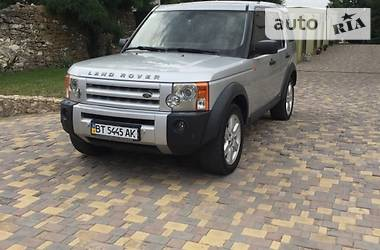 Land Rover Discovery 2005 в Херсоне
