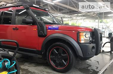 Land Rover Discovery 2005 в Луцьку
