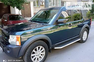 Внедорожник / Кроссовер Land Rover Discovery 2007 в Николаеве