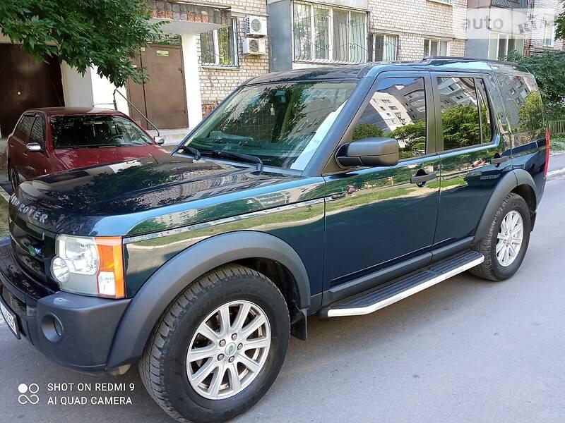Позашляховик / Кросовер Land Rover Discovery 2007 в Миколаєві