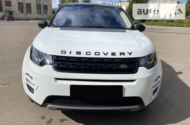 Внедорожник / Кроссовер Land Rover Discovery 2017 в Броварах