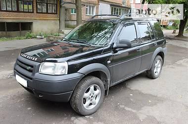 Land Rover Freelander 2002 в Умани