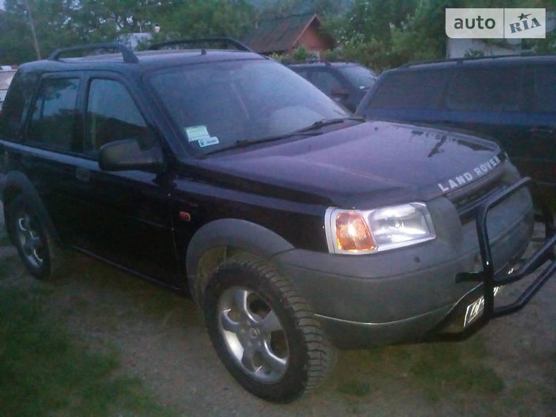 Land Rover Freelander 1999 в Ивано-Франковске