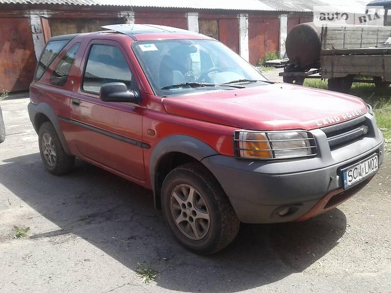 Land Rover Freelander 1999 года в Черкассах