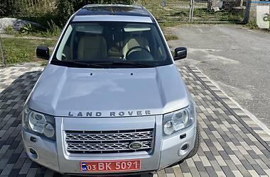 Внедорожник / Кроссовер Land Rover Freelander 2007 в Новограде-Волынском