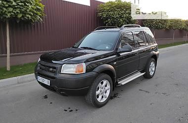 Внедорожник / Кроссовер Land Rover Freelander 2003 в Умани
