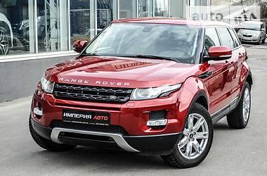 Land Rover Range Rover Evoque Diesel 2013