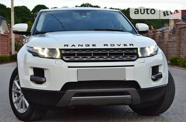 Land Rover Range Rover Evoque 2012 в Ровно