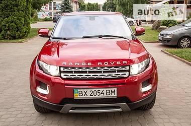 Land Rover Range Rover Evoque 2014 в Хмельницком