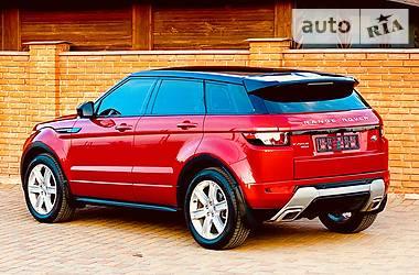 Land Rover Range Rover Evoque 2014 в Одессе