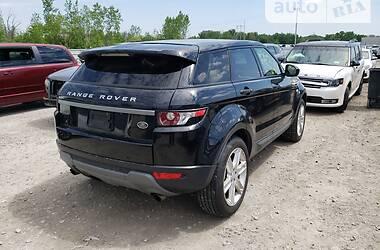 Внедорожник / Кроссовер Land Rover Range Rover Evoque 2015 в Киеве