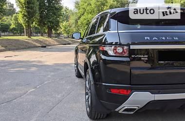 Внедорожник / Кроссовер Land Rover Range Rover Evoque 2013 в Киеве