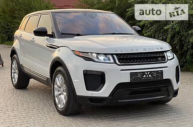 Универсал Land Rover Range Rover Evoque 2019 в Ровно