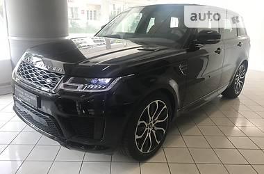 Land Rover Range Rover Sport 2018 в Львове
