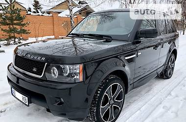 Land Rover Range Rover Sport HSE 256HP