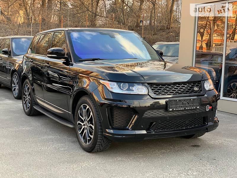 Land Rover Range Rover Sport 2014 года в Киеве
