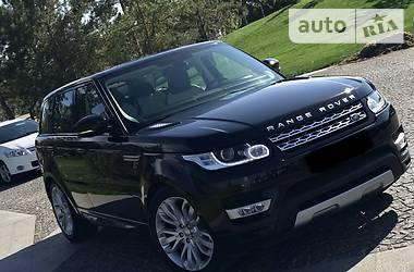 Land Rover Range Rover Sport 2017 в Днепре
