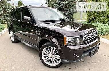 Land Rover Range Rover Sport 2012 в Києві