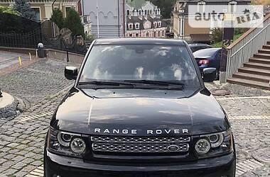 Land Rover Range Rover Sport 2012 в Киеве