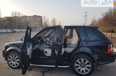 Позашляховик / Кросовер Land Rover Range Rover Sport 2012 в Кривому Розі