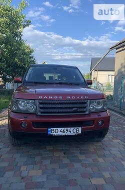 Внедорожник / Кроссовер Land Rover Range Rover Sport 2006 в Тернополе