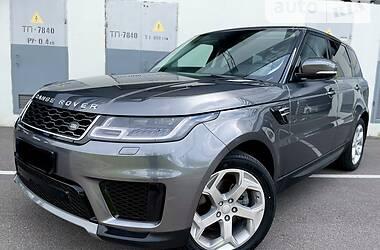 Внедорожник / Кроссовер Land Rover Range Rover Sport 2018 в Киеве