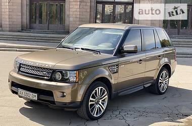 Внедорожник / Кроссовер Land Rover Range Rover Sport 2011 в Харькове