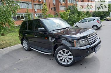 Внедорожник / Кроссовер Land Rover Range Rover Sport 2007 в Киеве
