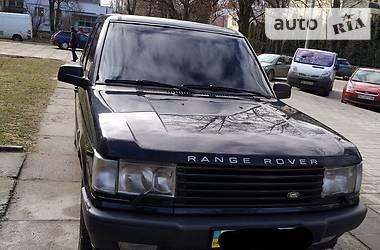 Land Rover Range Rover  TURBO 1997