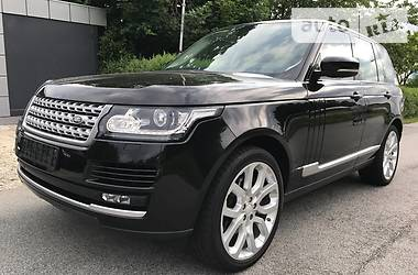 Land Rover Range Rover 4.4 SDV8 Vogue 2015