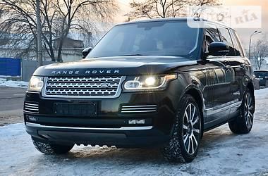 Land Rover Range Rover AUTOBIORGAPHY 2013