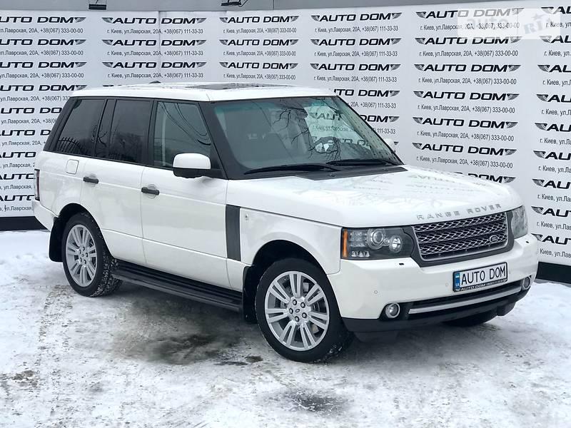Land Rover Range Rover 2011 года