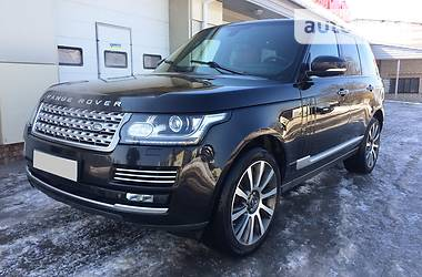 Land Rover Range Rover Vogue Autobiography 2015