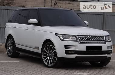 Land Rover Range Rover AUTOBIOGRAPHY 4.4d 2013