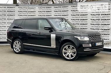 Land Rover Range Rover LONG autobiography b