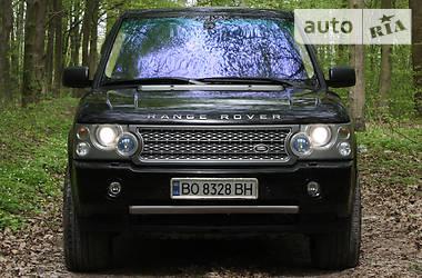 Land Rover Range Rover 2004 в Гусятине