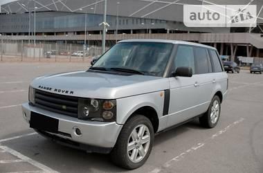 Land Rover Range Rover 2004 в Львове