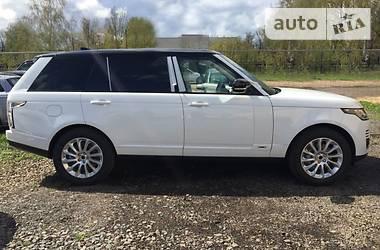 Land Rover Range Rover 2018 в Киеве