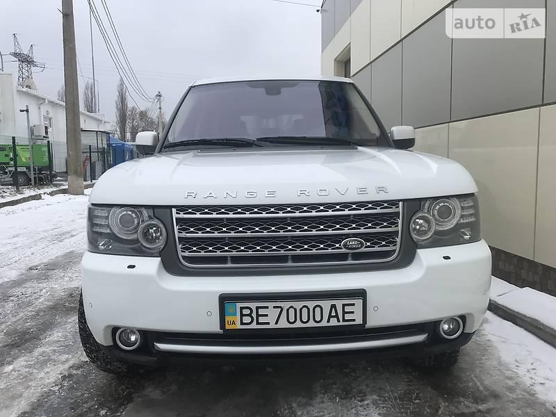 Land Rover Range Rover 2011 года в Николаеве