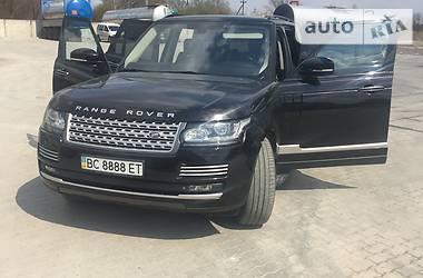 Land Rover Range Rover 2013 в Львове