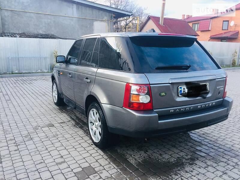 Land Rover Range Rover 2007 в Ивано-Франковске