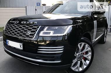 Land Rover Range Rover 2018 в Києві