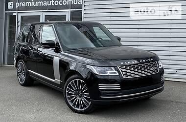 Позашляховик / Кросовер Land Rover Range Rover 2021 в Києві
