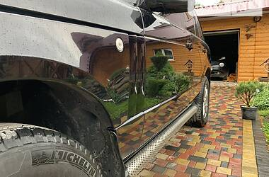 Внедорожник / Кроссовер Land Rover Range Rover 2003 в Черновцах