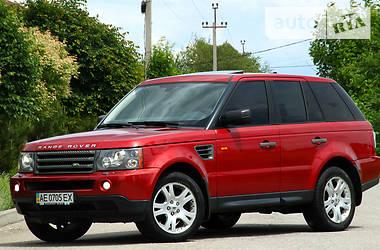 Внедорожник / Кроссовер Land Rover Range Rover 2006 в Днепре