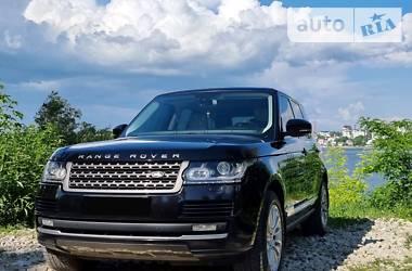 Позашляховик / Кросовер Land Rover Range Rover 2013 в Тернополі